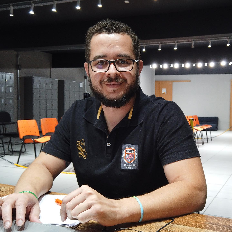 Guilherme França - Facilitador DISC